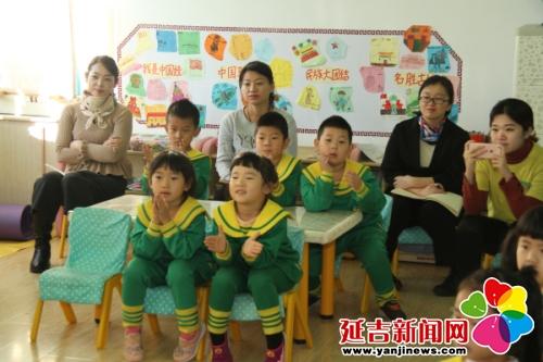 """向阳开展""""影子教师""""跟岗活动 与民办幼儿园共筑发展平台"""