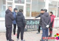 春阳社区开展司法宣传活动