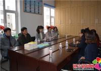 晨光社区联合市统计局开展共驻共建座谈会