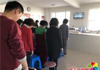 恒润社区组织居民观看纪念南京大屠杀80周年国家公祭仪式
