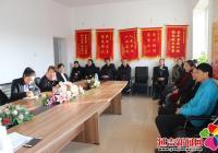 春阳社区集中学习《宗教事务条例》