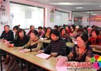 进学街道文庆社区召开妇女第一次代表大会