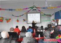 春光社区在新时代传习所将十九大精神送到党员身边