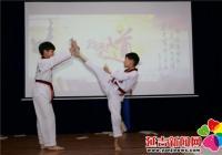 民盛社区妇联携手福源泉党支部开展幸福微课堂周年庆活动