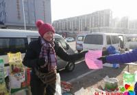 民兴社区开展计生政策宣传活动