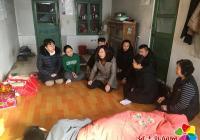 白丰社区携手延河小学走访慰问残疾儿童