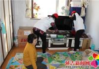 长林社区开展雷锋日主题志愿服务活动