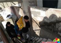 """民昌社区 携手驻街单位 """"三关爱""""志愿服务送温暖"""