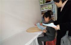 丹明社区开展3.15消费安全宣传活动