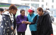 """园月社区开展""""3.15消费者权益日""""宣传活动"""