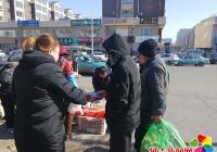 """民旺社区开展""""珍爱生命、拒绝毒品""""宣传活动"""