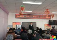 民盛社区福源泉社会服务中心开展社工宣传周活动
