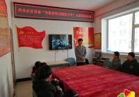 丹光社区开展青少年学雷锋活动