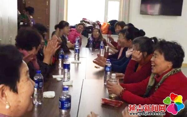 延春社区居家养老中心让老年女性文娱生活更多彩