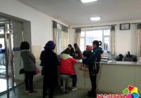 """建工街道延春社区开展""""就业、创业政策""""宣传活动"""