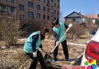 长新义务植树 共建绿色家园