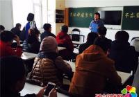园校社区组织矫正人员积极参加志愿服务活动