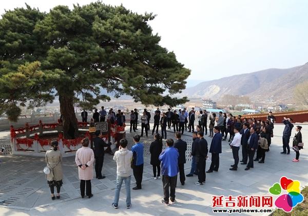 延吉市举办党务干部专题培训 触摸历史感知文化