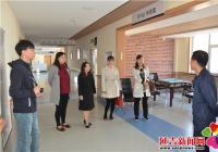 阳光河南网站牵线福利院、文广新局和 市少年儿童图书馆