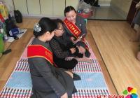 """白丰社区慰问独居老党员过不一样的""""五一劳动节"""""""
