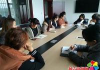"""长青社区组织老党员开展 """"学《宪法》做合格党员""""活动"""