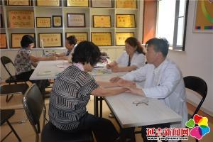 园辉社区开展世界家庭医生日宣传活动