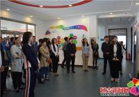 建工街道机关、社区干部到延吉市各优秀社区参观学习