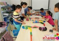 园校社区开展留守儿童趣味活动