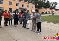 """公园街道开展""""淡淡粽叶香•浓浓世 间情""""活动"""