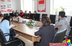春阳社区召开创建全国文明城市动员会议