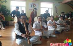 """""""放飞激情 活力文传""""文艺团队擂台赛"""