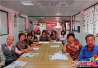 文庆社区携手非公组织观看《星火燎原》纪录片