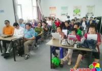 """长青社区开展""""庆七一、唱红歌、颂党恩""""文化活动"""