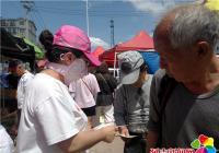 民旺社区开展防溺水安全知识宣传活动