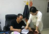 延虹社区重视平安建设 开展安全隐患排查