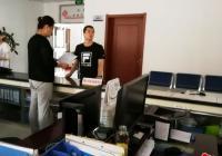 延虹社区积极帮助企业解决招工难题