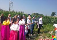 民兴社区开展迎八一红色 七月主题党日活动