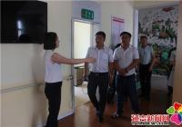 省督导组及延吉市民政局领导来到延青社区调研各项工作