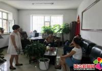 丹光社区帮助居民解决漏水纠纷