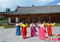 河南街道开展第七届睦邻文化节暨庆祝老人节活动