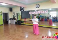丹延社区开展图们江群众艺术团五周年 庆典活动