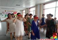 """延虹社区""""新时代传习所""""里开展""""唱响夕阳""""活动"""