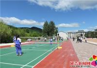 延吉市百威三道希望小学揭牌