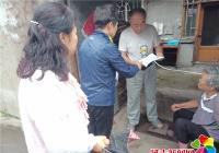 丹春社区开展防汛排查保障居民安全