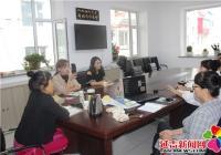 """南阳社区开展""""街巷长""""负责制交流会"""