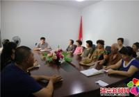 园建社区开展纪念抗日战争73周年主题党日活动