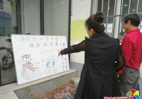 """长青社区开展""""朝鲜语言文字日""""宣传活动"""