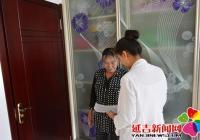 白丰社区积极开展居民健康素养调查工作