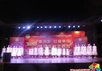 """民和社区成功举办""""共驻共建 美丽家园""""文艺演出"""