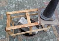 整顿干部作风  办好民生实事 进学街道修葺78个下水井盖